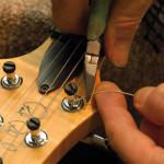 PRS - natiahnuť struny so zámkami - 6