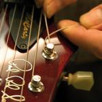 PRS Vintage - natiahnuť struny bez zámkov - 3