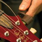 PRS Vintage - natiahnuť struny bez zámkov - 5