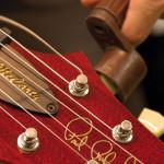 PRS Vintage - natiahnuť struny bez zámkov - 6