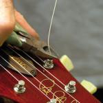 PRS Vintage - natiahnuť struny bez zámkov - 7