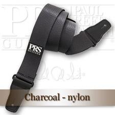 Charcoal Nylon/Seatbelt Strap