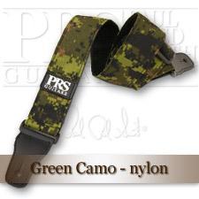 Green Camo Nylon Strap