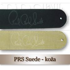 PRS Suede Guitar Strap
