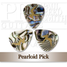 Pearloid Plektrum