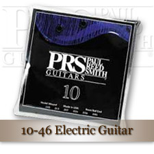 PRS Strings Electric Guitar 10