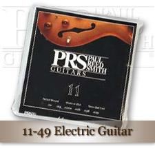 PRS Strings Electric Guitar 11