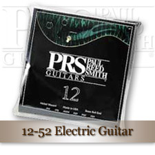 PRS Strings Electric Guitar 12