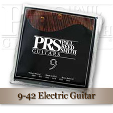 PRS Strings Electric Guitar 9