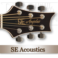 PRS Product Acoustic Guitars SE Acoustics