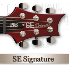PRS Product Electric Guitars SE Signature