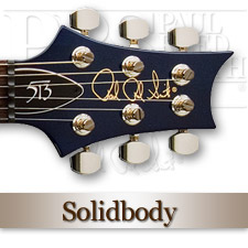 PRS Product Electric Guitars Solidbody