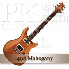 Solidbody 408 Mahogany