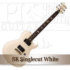 SE Singlecut White