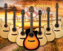 Collage PRS Acoustic Guitars 01