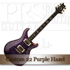 Custom 22 Purple Hazel